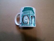 Starbucks London City Mug Collector Series 2002