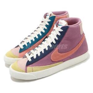 Nike Blazer Mid 77 VNTG WE Suede Desert Berry Atomic Pink Men Casual DC9179-664