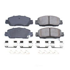 Disc Brake Pad Set Front Power Stop 17-1860 fits 16-17 Honda Accord
