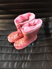 clarks gumboots size 28  - puddles - bonus slippers 10 uk-
