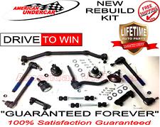 LIFETIME Chevrolet Blazer S10 RWD BallJoint Tie Rod Idler Center Link Kit 95 05