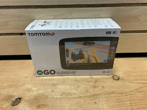 """TomTom - GO Supreme 6"""" GPS with Built-In Bluetooth, Lifetime Map Updates and ..."""