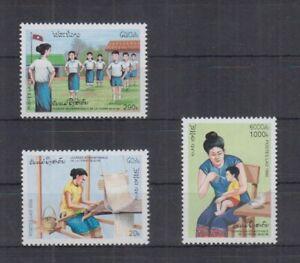 E459. Laos - MNH - Culture - 1996