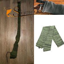 "54""*4"" Shotgun/Rifle Sock Cover Portage Holder Carrier Gun Sleeve Hunting Green"