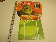 Hostess Twinkies Shrek Cardboard Display