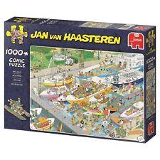 Die Schleuse Jan van Haasteren Puzzle 19067 Jumbo 1000 Teile NEU OVP