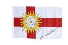 """Great Britain Yorkshire West Riding Banner 30x45cm – 18""""x12"""" Small Flag"""