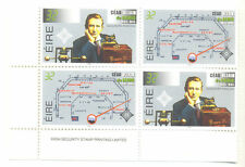 Historical Figures Mint Never Hinged/MNH Irish Stamps