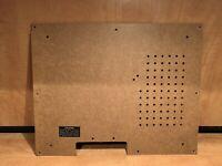 Sansui P-D10 Turntable Bottom Masonite Cover