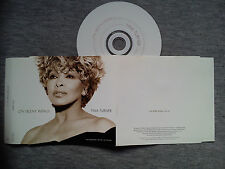 "TINA TURNER & STING – ""ON SILENT WINGS"" PROMO CD SINGLE"