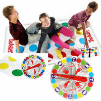 2019 Classic Twister Funny Family Moves Board Game Children Friend Body Games dg