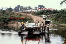 Jorge Recalde Mercedes-Benz 500 SLC Ivory Coast Rally 1980 Photo Graph 1