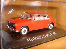 MORRIS 1100 RED 1967 1:43 MINT WITH BOX! RARE