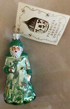 Patricia Breen Miniature Rainforest Santa - Nwt