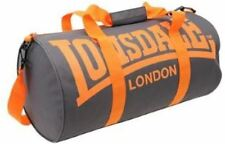 NEW Lonsdale Barrel Gym Sports Bag Mens Womens Boys Girls