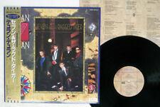 DURAN DURAN SEVEN AND RAGGED TIGER EMI EMS-91072 Japan OBI PROMO VINYL LP