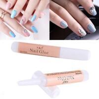 Nail Glue Nail art Faluse Nail Tips Acrylic Beauty Mini Glue Rhinestones
