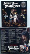 PAUL McCARTNEY James Paul McCartney>>N/R>>CD/ DVD