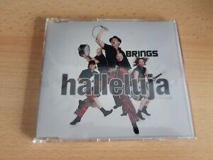 """BRINGS """"HALLELUJA""""  SINGLE CD"""