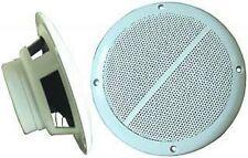 Decken-Einbaulautsprecher M-65 Außen 2-Wege 100 Watt Leistung weiß 1840271 NEU