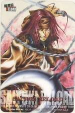 Saiyuki Reload clear card official anime promo