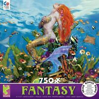 FANTASY - OCEAN NYMPH - 750 PIECE JIGSAW PUZZLE - BRAND NEW 2937-6