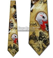Mens Licensed New England Patriots Necktie Patriots Ties NWT FREE SHIPPING