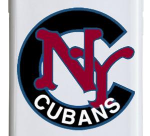 New York Cubans Negro League Baseball Mens Polo Shirt XS-6X, LT-4XLT Yankees New