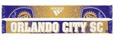 "Orlando City SC Adidas MLS ""Dotted"" Performance Jacquard Team Scarf"