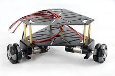 3WD 48mm omni wheel Robot Car Chassis for Arduino 15001s
