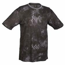 TEE SHIRT MANCHES COURTES CAMOUFLAGE MANDRA NIGHT TAILLE L