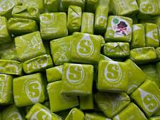 Starburst SOUR Green Apple ONE pound SOUR Green Apple Starburst chewy candy