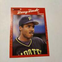 1990 Donruss Barry Bonds #126 Baseball Card