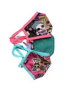 Kids Boys Girls 3-Pack Reusable Face Mask Spongebob Paw Patrol Choose