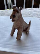 airedale terrier figurine Unique Art