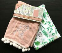 Disney  Bambi Küchentücher - Bambi 2 pcs tea towels 2er Pack neu Geschirr Tuch