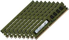 8 x 4 GB 32 GB DDR3 1333 MHz, 1066 MHz ECC RAM Apple Mac Pro 4.1 5.1 PC3-10600