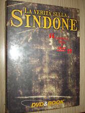 DVD & BOOK LA VERITA' SULLA SINDONE