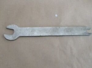 "Delta/Rockwell 900 or Super 900 Radial Arm Saw MG-164 5/8"" & 1/2"" Shaft Wrench"