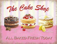 The Cake Shop fridge magnet   (og)