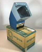 Argus Pre-Viewer IV For 35mm and 127 Color Slides