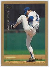 1999 Topps - Nolan Ryan - Tribute Card - #34 - Texas Rangers - NrMt-Mt+