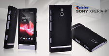 Ultra Thin Hard Shell Matte Snap On Case Sony Xperia P LT22i