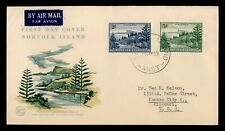 DR WHO 1959 NORFOLK ISLAND FDC  183674
