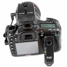 Wireless Shutter Release Remote Control for Canon 1100D 1200D 650D 600D 550D 60D