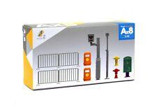 1/43 Tiny Diorama AX8 ROAD ACCESSORY ATA43011