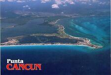 AK  -  Postcard   -  neu / new  -   Cancun  -  Punta -  Mexico