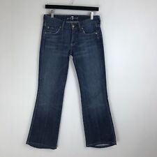 """7 For All Mankind Jeans - """"A"""" Pocket Bootcut Dark - Tag Size: 25 (28x29) - #5583"""