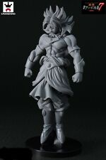 DRAGON BALL Z  DBZ  BANPRESTO FIGURE MUSEUM BROLY SCULTURES BIG GREY VERSION