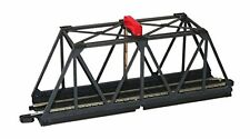 Bachmann Industries E-Z Track Truss Bridge with Blinking Light HO Scale Train